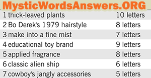November 15 7 little words bonus answers