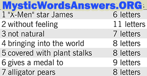 November 18 7 little words bonus answers