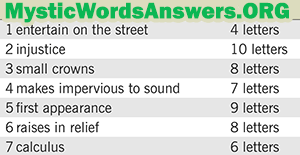 March 17 7 little words bonus answers