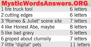 May 23 7 little words bonus answers