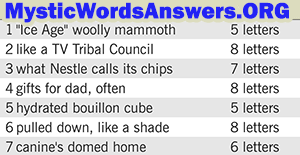 June 15 7 little words answers