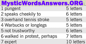 August 18 7 little words bonus answers