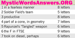 September 20 7 little words bonus answers