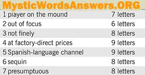 December 13 7 little words bonus answers