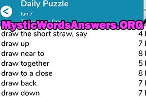 Draw down