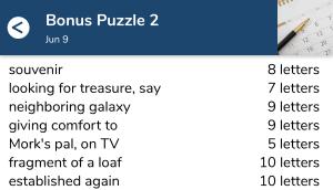 Looking for treasure, say