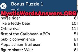 Praise Highly 7 Little Words Bonus