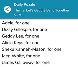 Alicia Keys, for one